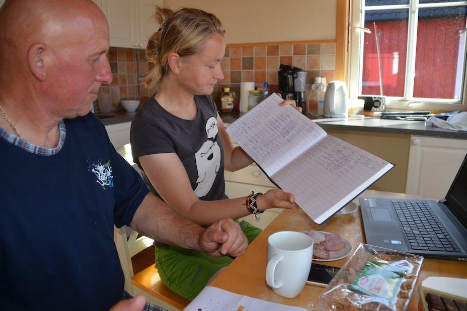 Yes Seafishing Innsjekk Fremmedbok Dsc 6748